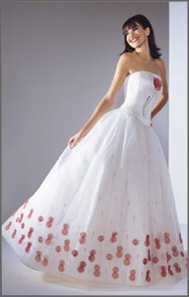 Poppy -designer wedding dresses - european collection